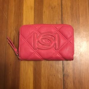 Hot Pink Wallet